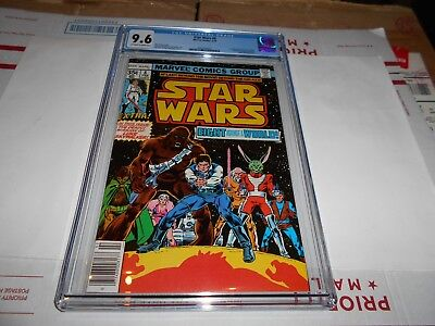 Star Wars #8 Cgc 9.6 (Combined Shipping Available)