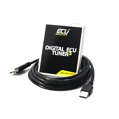ECU Master DET3 + MAP Sensor 2,5 bar / Digital ECU Tuner 3 piggyback Ecumaster