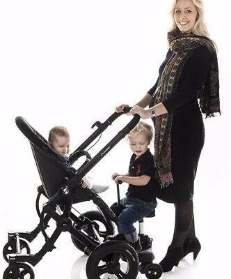 ** NEW ** Bumprider SIT ride on Tandem Seat Board for Pram/Stroller for Toddler