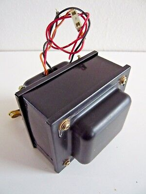 NIKKO ALPHA II power transformer 2x55v 5A & 1x 8v original parts