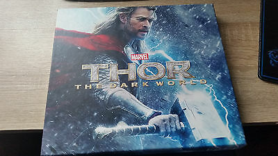 The Art of Thor Artbook Slipcased Signed Autographed
