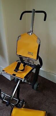 IBEX High quality evacuation chair, fire, emergency, evac chair + dust cover