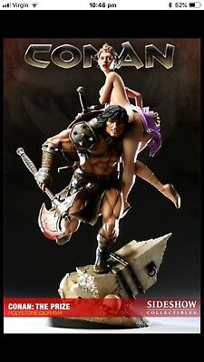 Sideshow Collectables Conan The Prize Figure 1/5 Scale