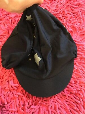 Bridleway Horse Riding Hat Silk Cover