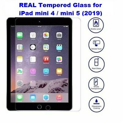 Top Quality Tempered Glass Screen Protector For Apple iPad mini 4 / 5 (2019)