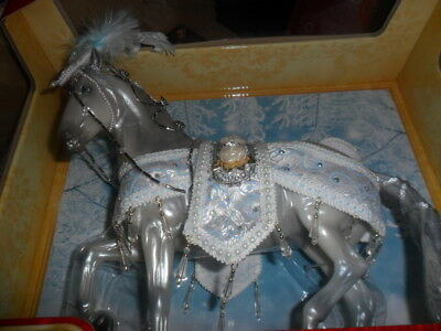 Breyer Celestine 2018 Holiday Christmas Horse NIB