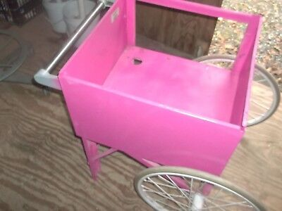 Gold Medal   Cotton Candy Machine Cart