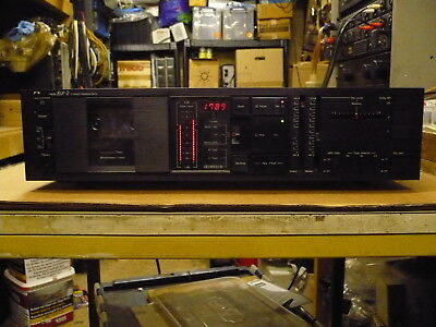 Nakamichi BX-2 Stereo Cassette Deck (Very Good Condition, Just Serviced)