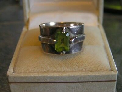 vintage? silver ring marked 925