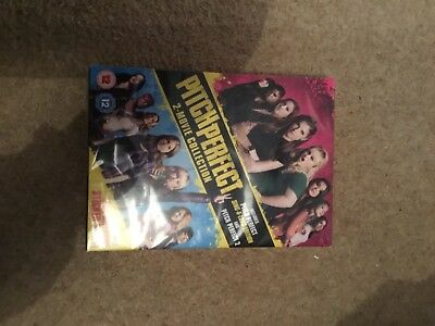 Pitch Perfect 1 and 2 movie collection