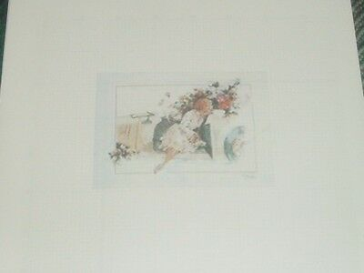 "Cross Stitch chart. ""Pattern name Bugatti. Pretty Girl Waiting in the Car."