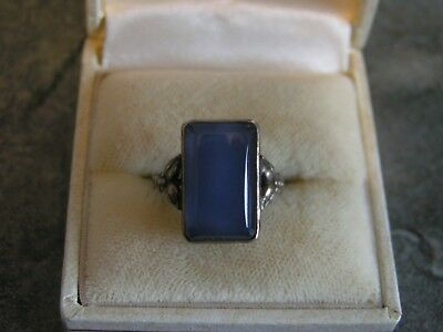 vintage? silver? ring unmarked