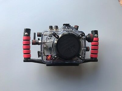Ikelite Canon 7d DSLR Dive Housing - Underwater Photography plus dome and ports