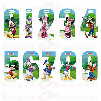 Home Decor Toys & Games Disney Mickey Mouse Wheelie Bin Sticker