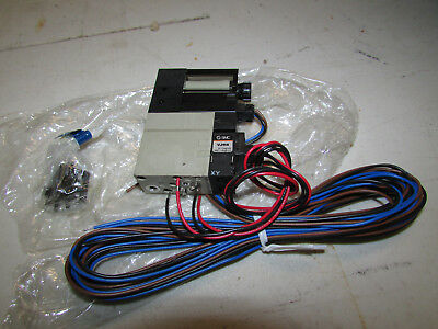 SMC - VJ112 -  Pneumatic Rotary Actuator Parts - Japan - NEW