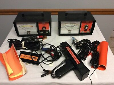 ASI Exhaust Gas Analyzer & Diagnostic Tune-Up Analyzer Set Tons of Attachments