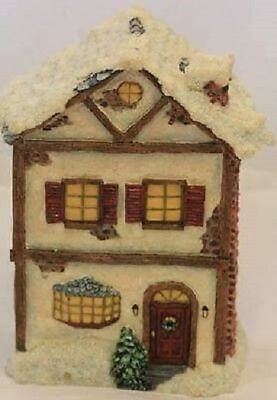 Boyds Bearstone The Night Before Christmas Retired New 1st Edition