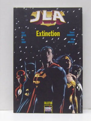 ➡ SEMIC BOOKS ☆ JLA Extinction ☆ Mc Kone Immonen ☰