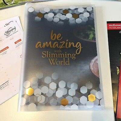 Slimming World 2019 Group Members Pack Brand New Guide Starter Pack Weight Loss