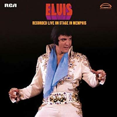 ELVIS FTD 2 Lp Live On Stage in Memphis Brand New Sealed