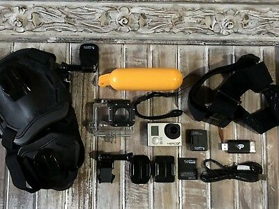 GoPro HERO3+ Black Edition Camcorder -  Black + Accessories