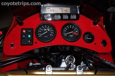 Africa Twin XRV 750 Cockpit Dashboard RD03-RD07a, 88-03