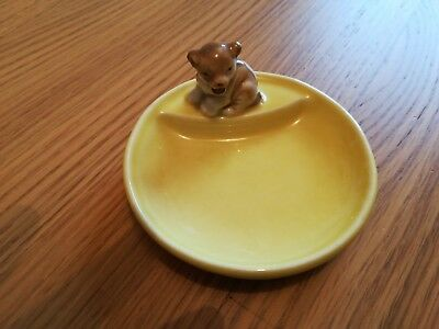 Wade Whimsie Lion Pintray Rare In Excellent Condition
