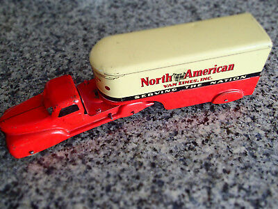 North American Van Lines Truck and Trailer Wind-up