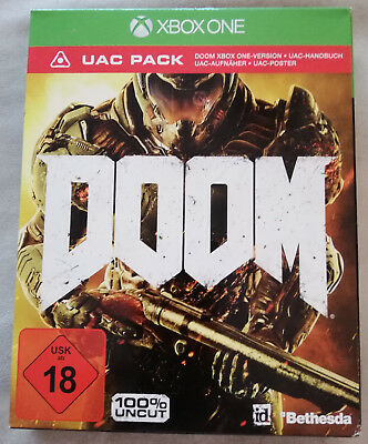Doom - XBOX ONE - UAC PACK Edition