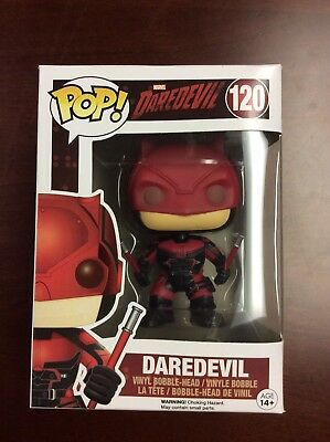 Funko Pop! Daredevil Marvel Daredevil #120
