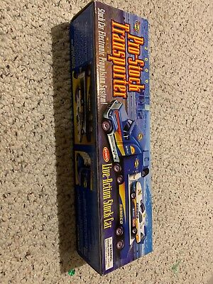 Sunoco 2000 Pro Stock Transporter Truck & Dragster Collectible NIOB