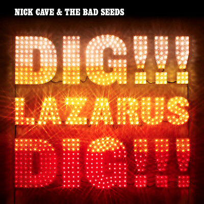 Nick Cave & The Bad Seeds - Dig!!! Lazarus Dig!!! 2012 COLLECTORS EDITION