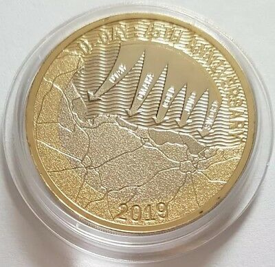 2019 Royal Mint D Day Landings Two Pounds £2 coin Brilliant Uncirculated BU UK