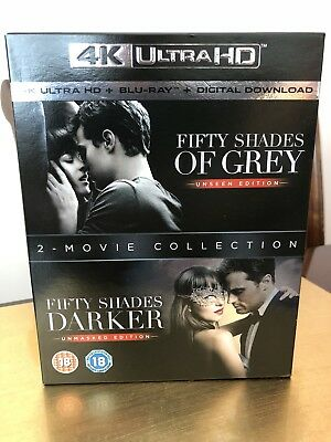 Fifty Shades 2 Movie Collection 4K Ultra HD