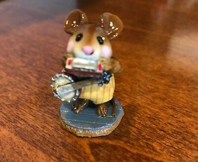 Wee Forest Folk One Mouse Band M196