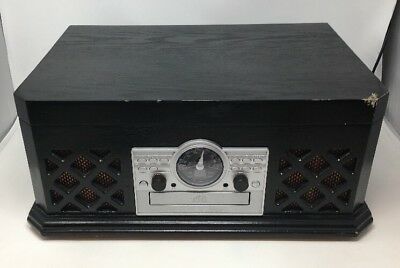 Zennox Turntable/radio/tape & CD Player - D6509 - See Details