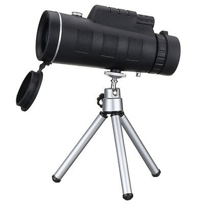 HD High Power 40X60 Monocular Telescope Night Vision Shimmer lll Outdoor Hiking