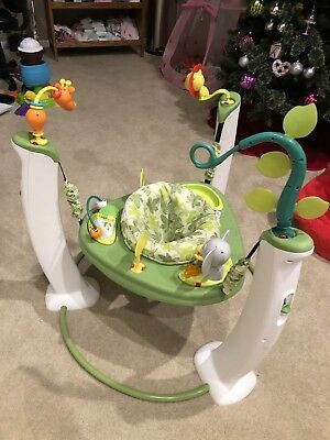 Exersaucer jumper Baby Animals New Adjustable