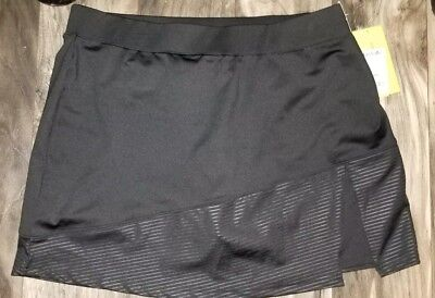 2801e59fa7 Tommy Armour Women's black skort size XL shorts tennis golf athletic NWT
