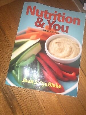 Nutrition and You by Joan Salge Blake (2014, Paperback)