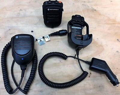 RLN6551B Long Range Wireless Mobile Kit With Vehicular Charger APX, XPR, XTL