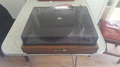 retro turntable, record player, AUDIO REFLEX, MR-110 by AGS, Output: in Stereo