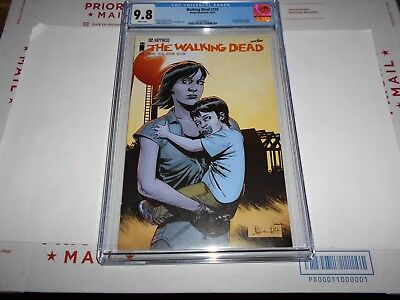 Walking Dead #132 Cgc 9.8 ( First Alpha) (Combined Shipping Available)