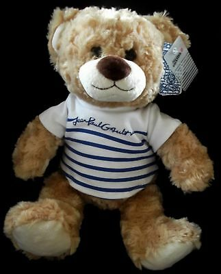 Rare Jean Paul Gaultier Le male Ours Bear Export Australie with Tags