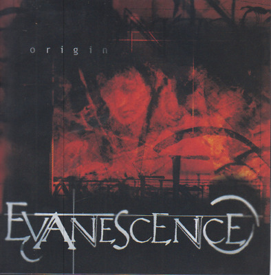 Evanescence - Origin Cd