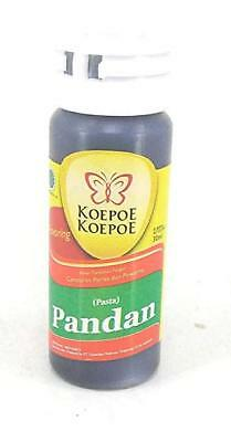 Koepoe Koepoe Pasta Flavoring  and Coloring Pandan Indonesia