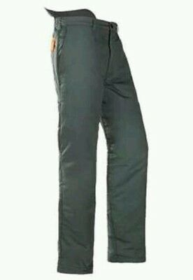 ☆☆ STIHL Anti-cut trousers for chainsaw. Size 40,52,54,56