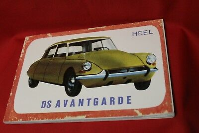 + Citroen DS Avantgarde Heel  1990 +