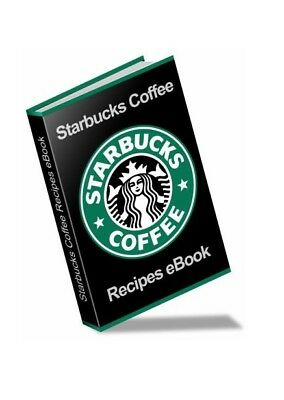 The Ultimate STARBUCKS Recipes EBOOK PDF Version