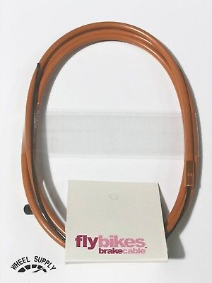 Fly Bikes Linear Cable Orange Bmx
